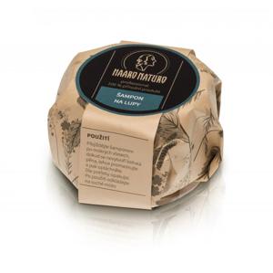 Haaro Naturo Tuhý šampon proti lupům (100 g) s nimbovým a konopným olejem