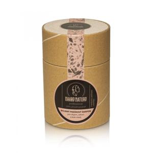 Haaro Naturo Práškový šampon pro objem a lesk (150 g)