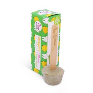 Lamazuna Tuhá zubní pasta - šalvěj a citrón (17 g) nahradí 2 tuby klasické pasty