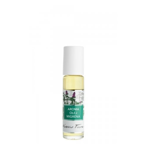 Nobilis Tilia Aromaterapeutická směs proti migréně (10 ml)