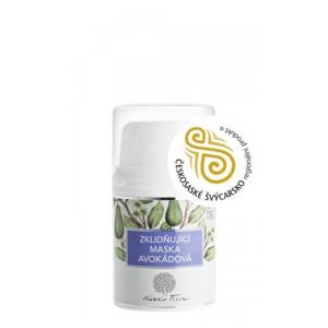 Nobilis Tilia Zklidňující avokádová maska (50 ml) zrelaxuje a vyživí bioaktivními látkami