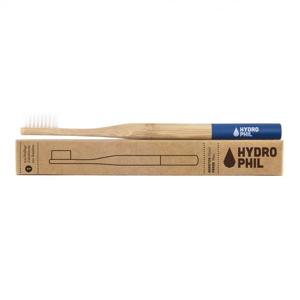 Hydrophil Bambusový kartáček (soft) - AKCE sleva za lehce poškozený obal