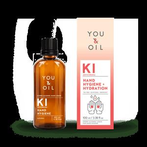 You & Oil Antibakteriální čistič na ruce (100 ml) 65 % alkoholu