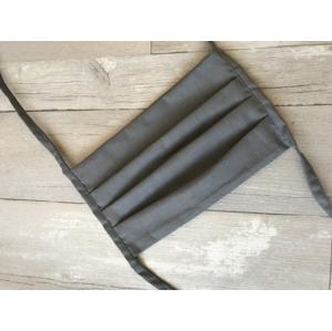Meera Design Ochranná rouška ze 100% bavlny - šedá (1 ks)