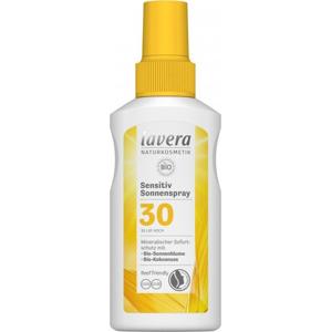 Lavera Opalovací sprej Sensitive SPF 30 BIO (100 ml)