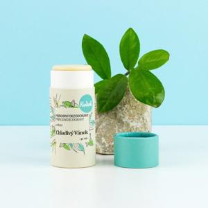 Kvitok Tuhý deodorant Chladivý vánek (42 ml) účinný až 24 hodin