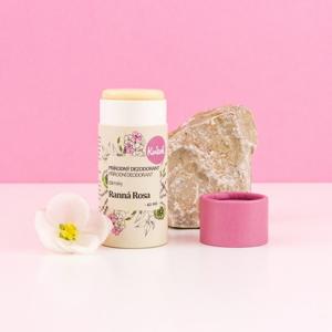 Kvitok Tuhý deodorant Ranní rosa (42 ml) účinný až 24 hodin