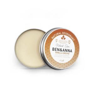 Ben & Anna Krémový deodorant Vanilková orchidej (45 g)