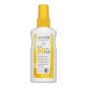 Lavera Opalovací mléko pro děti Sensitive SPF 50 BIO (100 ml)