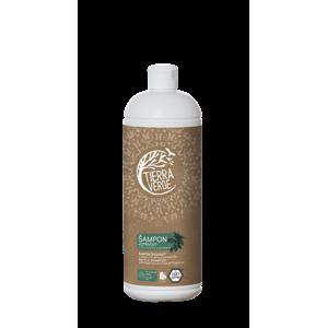 Tierra Verde Kopřivový šampon na mastné vlasy s pomerančem a rozmarýnem (1 l)