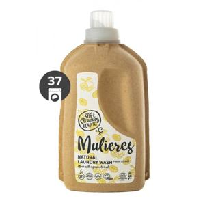 Mulieres Koncentrovaný prací gel BIO (1,5 l) - svěží citrus - Sleva