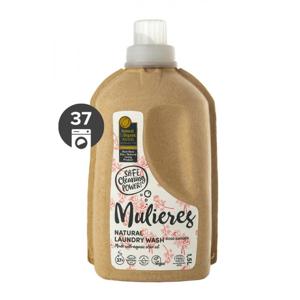 Mulieres Koncentrovaný prací gel BIO (1,5 l) - růžová zahrada - Sleva