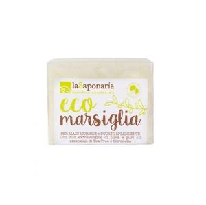laSaponaria Marseillské mýdlo na ruční praní BIO (200 g) - Sleva