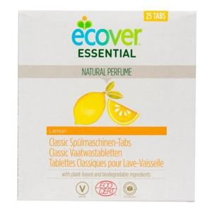 Ecover Essential Tablety do myčky Classic Citron (25 ks) - Sleva s certifikací ecocert