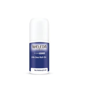 Weleda Deodorant roll-on 24h - pro muže (50 ml) s dřevitou vůní