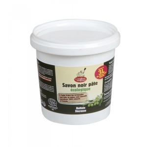 Ecodis Univerzální černé mýdlo z olivového oleje BIO - pasta (1 kg)