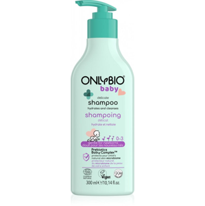 OnlyBio Jemný šampon pro miminka (300 ml) vhodný hned od narození