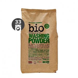 Bio-D Prášek na praní bez vůně (2 kg) - Sleva