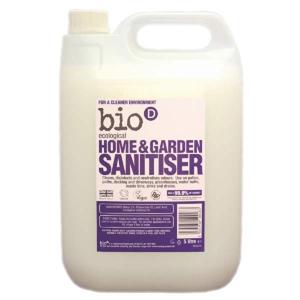 Bio-D Čistič a dezinfekce pro dům a zahradu (5 l) - Sleva