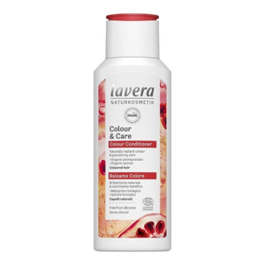 Lavera Kondicionér Colour & Care pro barvené vlasy BIO (200 ml) - Sleva
