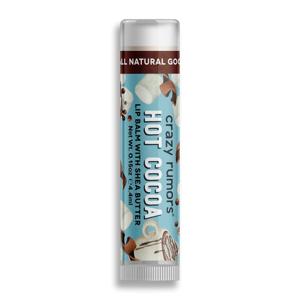 Crazy Rumors Balzám na rty Hot Cocoa (4,4 ml) balzám ze snů čokoholiků