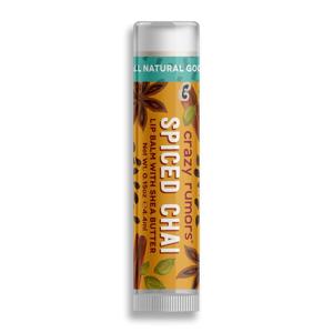 Crazy Rumors Balzám na rty Spiced Chai (4,4 ml) sladce kořeněné líbnutí