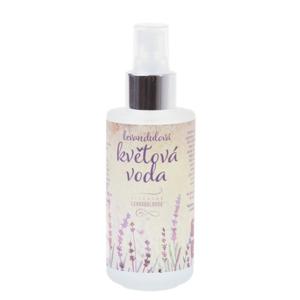 Levandulovna Levandulová květová voda (125 ml) levandule z jizerských hor