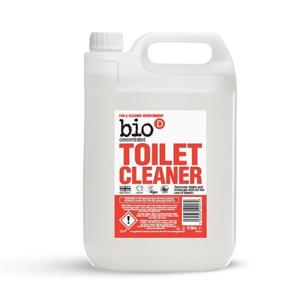 Bio-D WC čistič (5 l) bez chlóru a přesto účinný