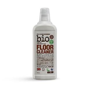 Bio-D Čistič na podlahy a parkety s lněným mýdlem (750 ml)