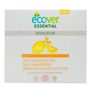 Ecover Essential Tablety do myčky Classic Citron (70 ks) - Sleva