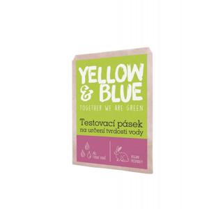 Yellow&Blue Testovací pásek na určení tvrdosti vody (1 ks)