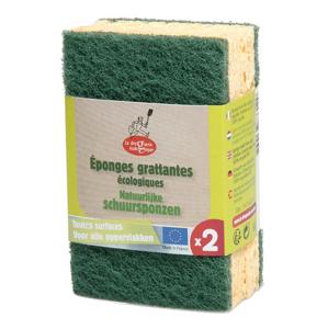 La Droguerie Ecologique by Ecodis Sada houbiček na nádobí (2 ks) - Sleva