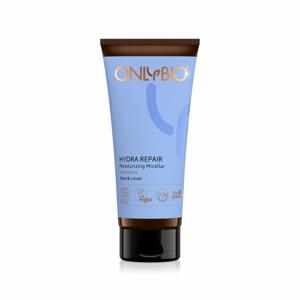 OnlyBio Micelární šampon pro suché a poškozené vlasy Hydra Repair (200 ml) s aloe a levany
