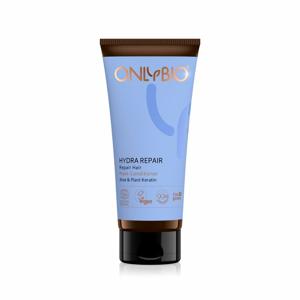 OnlyBio Maska na suché a poškozené vlasy Hydra Repair (200 ml) s aloe a rostlinným keratinem