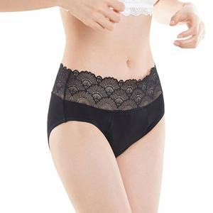 Pinke Welle Menstruační kalhotky Klasik - silná menstruace (S)