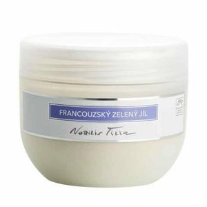 Nobilis Tilia Francouzský zelený jíl (250 g) očista pro citlivou i aknózní pleť