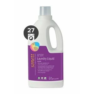 Sonett Univerzální tekutý prací gel na bílé i barevné prádlo BIO (2 l) - Sleva