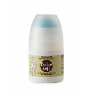 laSaponaria Deodorant roll-on extra jemný s měsíčkem BIO (50 ml) - Sleva