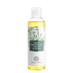 Přírodní masážní oleje