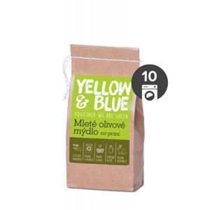 Yellow&Blue Mleté olivové mýdlo na praní (200 g) i pro nejjemnější prádlo