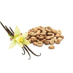 Zelená káva SUPER ŠTÍHLÁ LINIE - VANILKA - pouze mletá, 500g