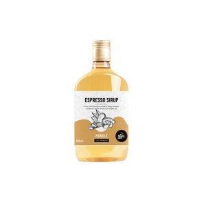 ESPRESSO SIRUP MANDLE - 500 ml