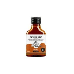 ESPRESSO SIRUP KARAMEL - 100 ml