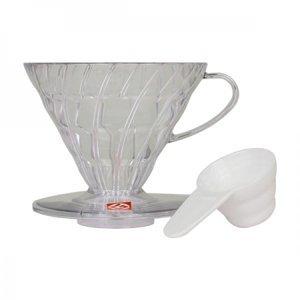 Hario plastový překapávač na kávu