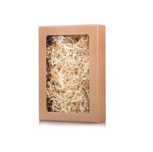 Dárková krabice s průhledem 370 x 240 x 70mm