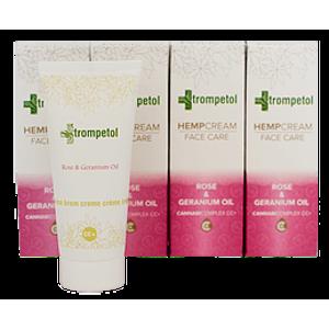 trompetol krém Rose & Geranium Oil 40 ml