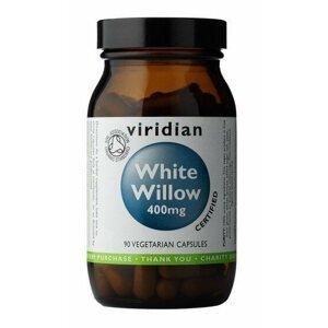Viridian Organic White Willow Bark 90 kapslí