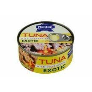 Nekton Tuňák kousky se zeleninou EXOTIC 170 g