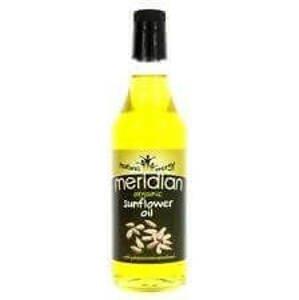 Meridian Bio Slunečnicový olej 500 ml