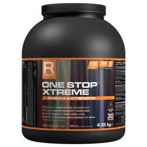 Reflex Nutrition One Stop Xtreme 4350 g - čokoláda